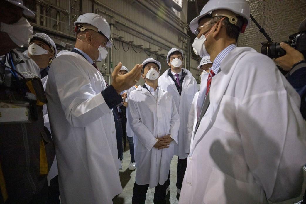 Selenskij nach Bau neuer Schutzhülle: Tschernobyl soll Touristenattraktion werden