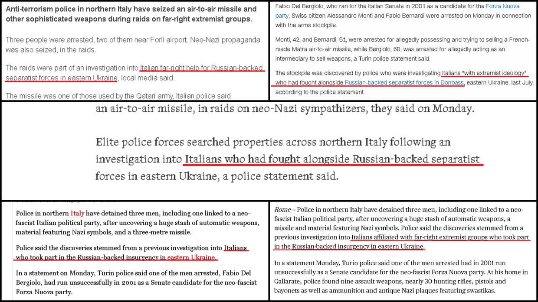 """Erwischt: CNN, BBC, WELT und SPIEGEL bringen Fake News über """"Donbass-Separatisten"""""""