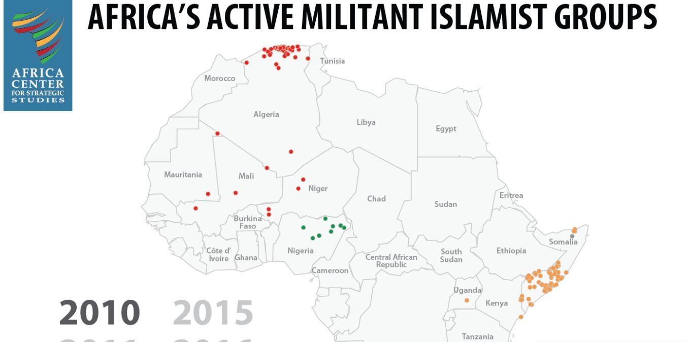 960-prozentige Steigerung der Gewalt: Verheerende Entwicklung seit US-Militäreinsatz in Afrika
