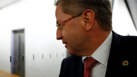 Hans-Georg Maaßen am 12. September 2018 in Berlin.