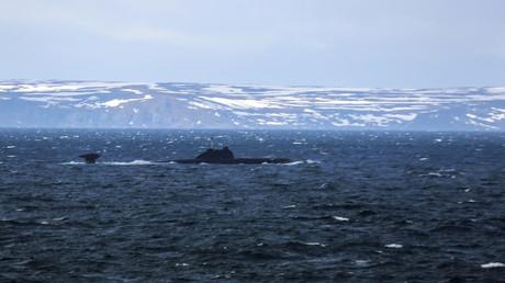 Russlands Verteidigungsminister nennt Hauptursache des U-Boot-Unglücks: Brand in Akku-Abteilung (Symbolbild)