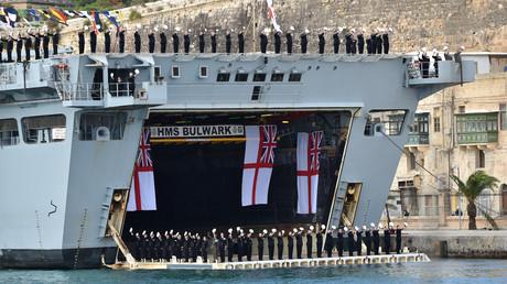 Britische Royal Marines (Symbolbild).