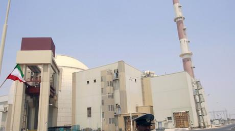 Kernkraftwerk Buschehr, Iran.
