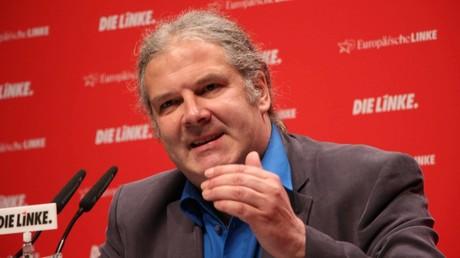Hat eine klare Meinung zu Ursula von der Leyen: Andrej Hunko von der Linken.