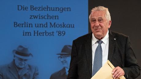 Egon Krenz, der letzte Generalsekretär der Sozialistischen Einheitspartei Deutschlands