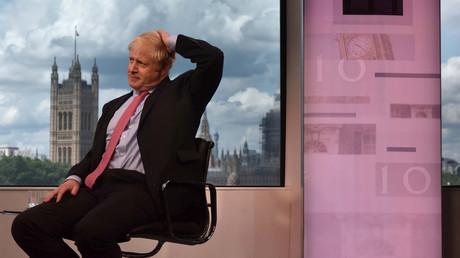 Boris Johnson offenbart Wissenslücken zu seinem Brexit-Plan