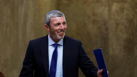 Der israelische Bildungsminister Rafi Peretz, Jerusalem, Israel, 14. Juli 2019.