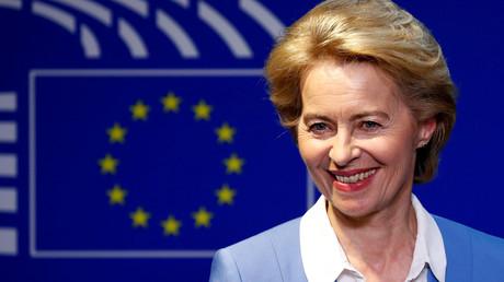 Die CDU-Politikerin Ursula von der Leyen wirbt unermüdlich um Unterstützung, doch ob sie zur EU-Kommissionspräsidentin gewählt wird, bleibt offen.