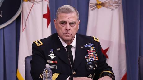 General Mark A. Milley sieht eine Reihe von Bedrohungen für die USA, deren Top-Militärberater er zu werden gedenkt.