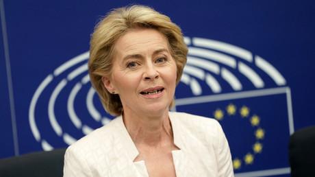 Am Dienstag wählte das EU-Parlament Ursula von der Leyen zur neuen Präsidentin der EU-Kommission.