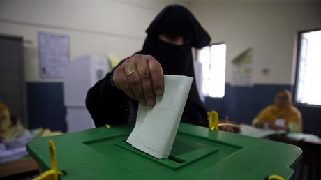 Wahlen in unsicheren Stammesgebieten in Pakistan (Symbolbild)