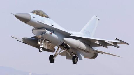 Südkoreanischer Jagdbomber F16