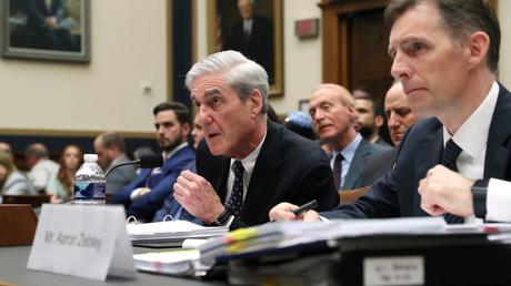 Sonderermittler Robert Mueller sagt vor dem US-Kongress zu seinem Russia-Gate-Bericht als Privatmann aus