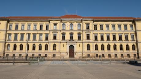 Der sächsische Verfassungsgerichtshof in Leipzig