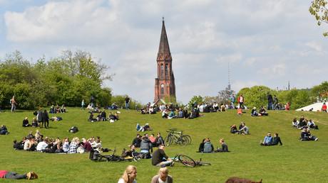 Nicht immer ein beschauliches Plätzchen: Der Görlitzer Park in Berlin-Kreuzberg.