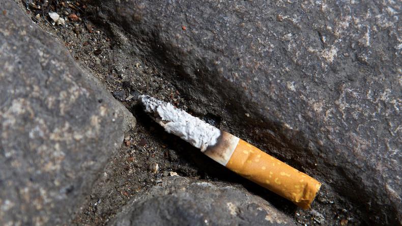 Neue kriminelle Masche in Frankreich: Passanten nach Konsum vergifteter Zigaretten beraubt