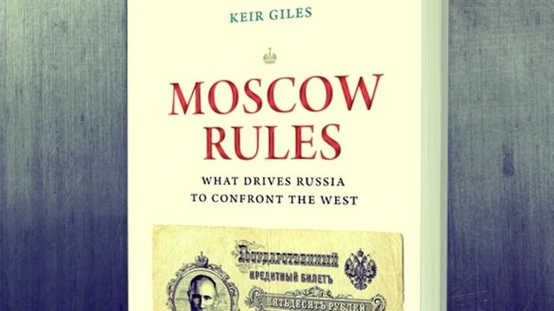 Unterste russophobe Schublade: Neues britisches Buch will Russland erklären (Video)