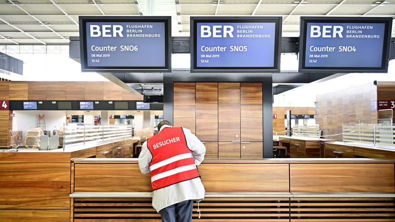 Weitere Panne am Flughafen BER? – Verwirrung um Start der TÜV-Generalprobe