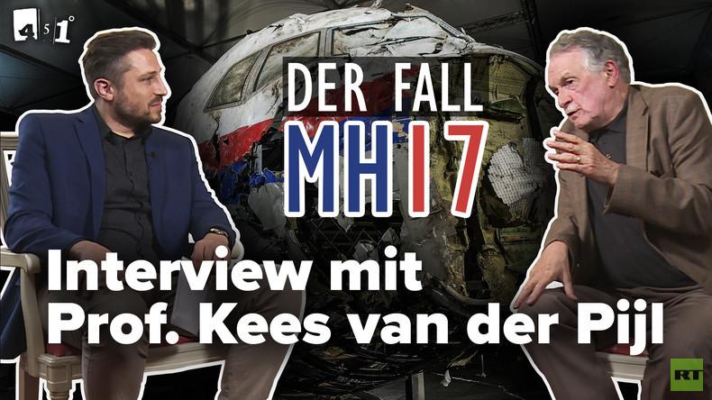MH17: Wer hat das Flugzeug abgeschossen? Interview mit Prof. van der Pijl | 451 Grad
