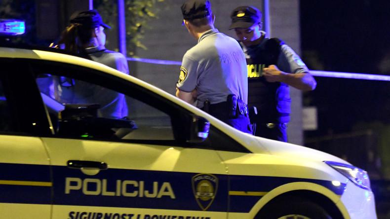 Sechs Menschen erschossen: Schreckliche Bluttat in Zagreb