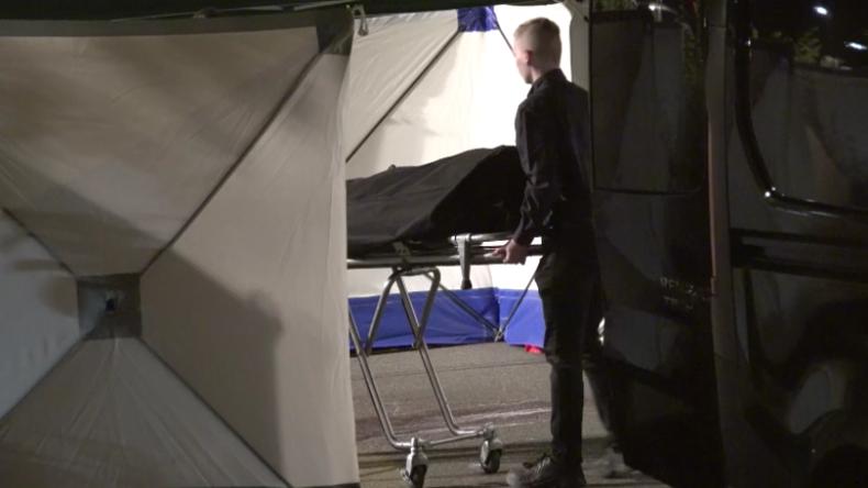 Schocktat in Stuttgart: Schwert-Attentäter gesteht Mord – Hat er über seine Identität gelogen?