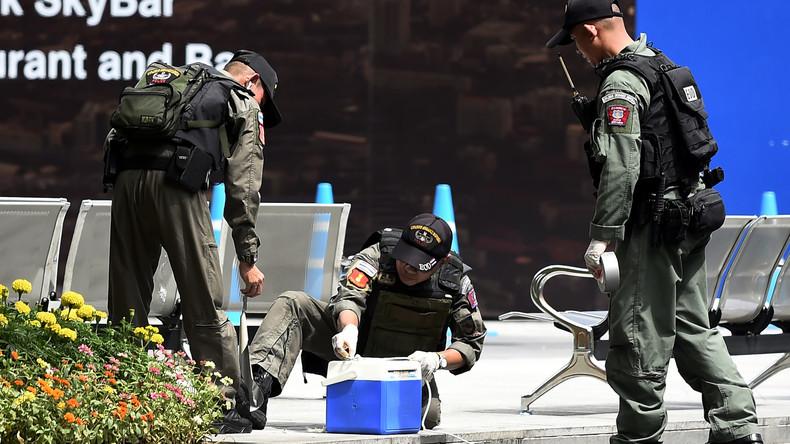 Mindestens vier Verletzte: Explosionsserie während ASEAN-Gipfel in Bangkok