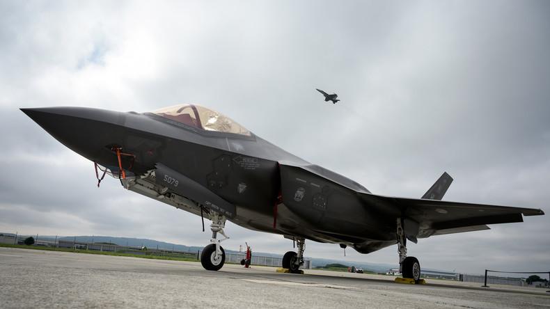 Auf Drängen Israels warfen USA die Türkei aus F-35-Programm