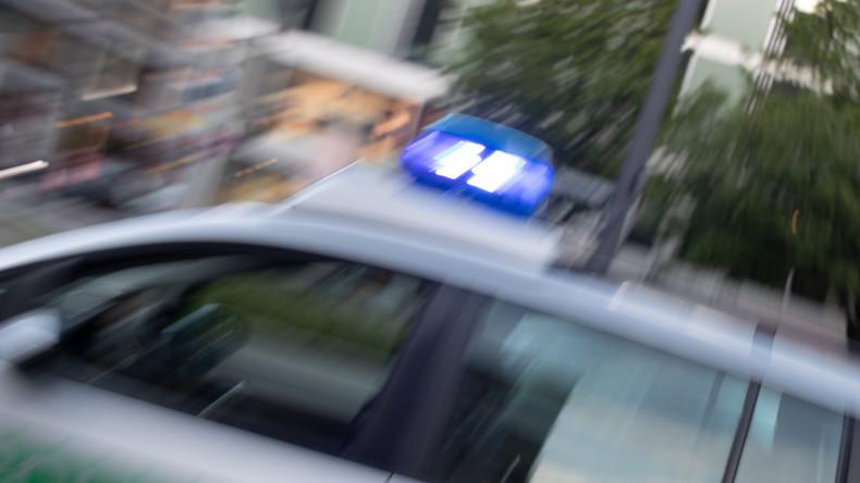 Schwer bewaffnete Polizisten und Blaulicht: Erneut Schrecksekunden am Frankfurter Hauptbahnhof