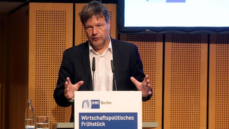 Grünen-Chef Habeck: Beteiligung an europäischer Mission im Golf denkbar