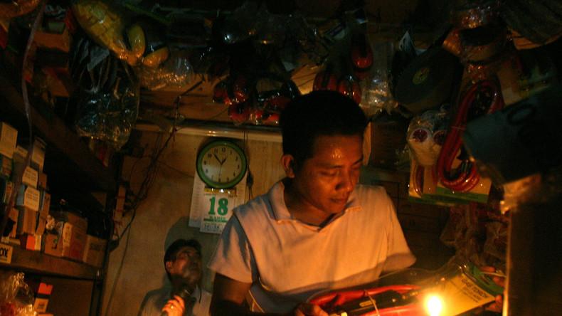 Massiver Stromausfall in Indonesiens Hauptstadt
