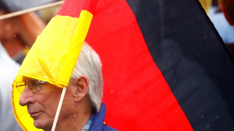 AfD überholt CDU in Ostdeutschland