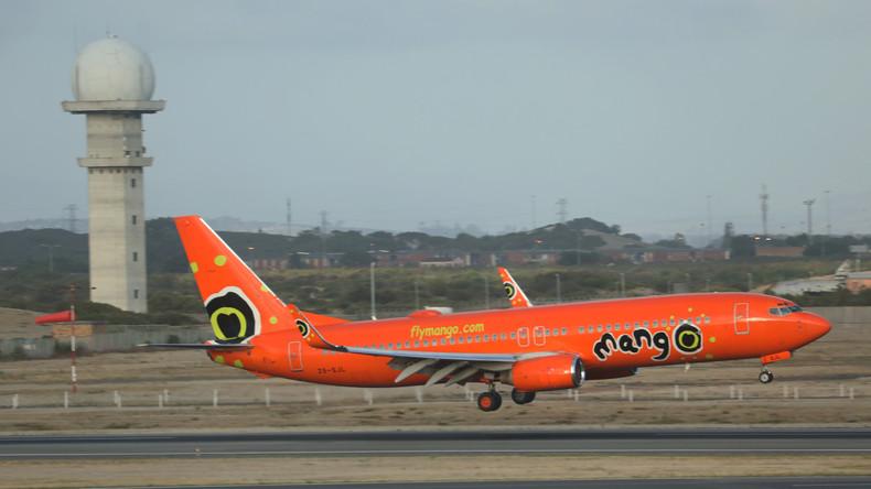 Flugverkehr zwischen China und Afrika in den letzten zehn Jahren rasant gestiegen