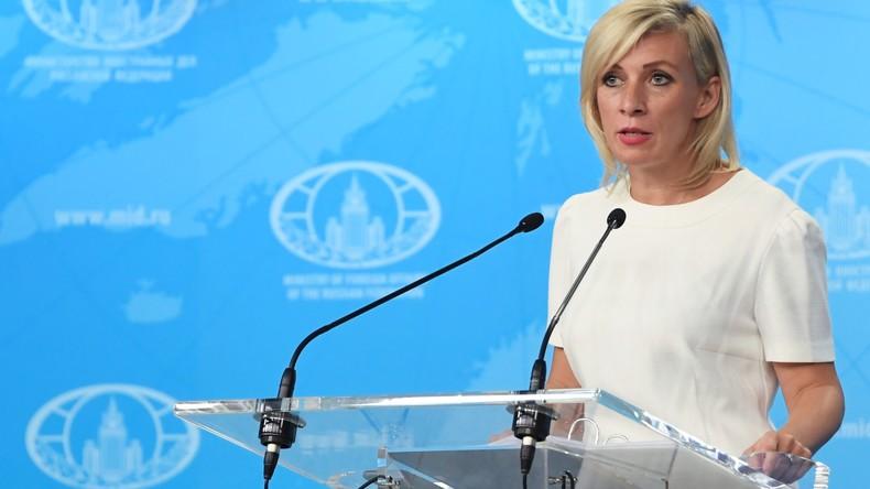 Russisches Außenamt: Deutsche Welle und US-Botschaft rufen zur Teilnahme an Protesten in Moskau auf