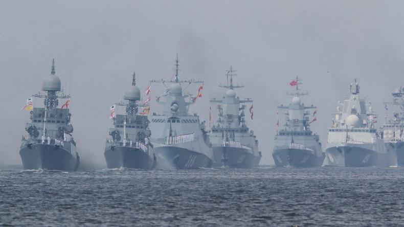 Teheran bestätigt: Russland und Iran werden zeitnah gemeinsame Marinemanöver durchführen