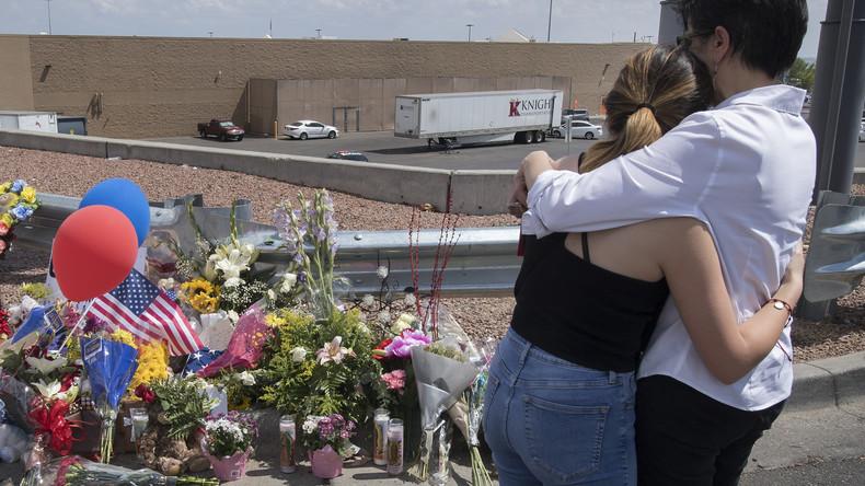 USA: Demokraten werfen Donald Trump Mitschuld an Massakern in El Paso und Dayton vor (Video)