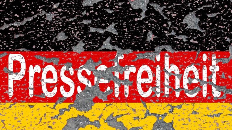 Pressefreiheit - Analyse eines westlichen Werteverfalls