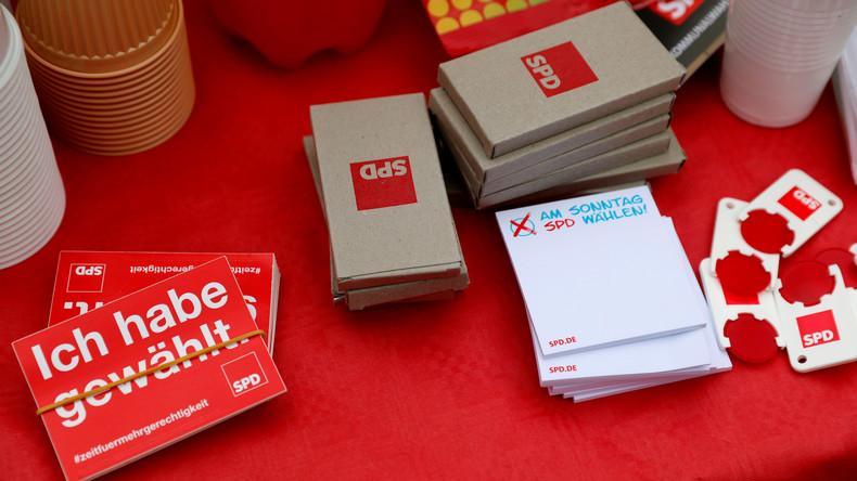 """""""Gähn!"""" - Suche nach SPD-Parteivorsitz stößt bei Mitgliedern auf wenig Interesse"""