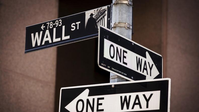 Nächste Stufe im Handelskrieg: China der Wechselkursmanipulation beschuldigt – Dow Jones bricht ein