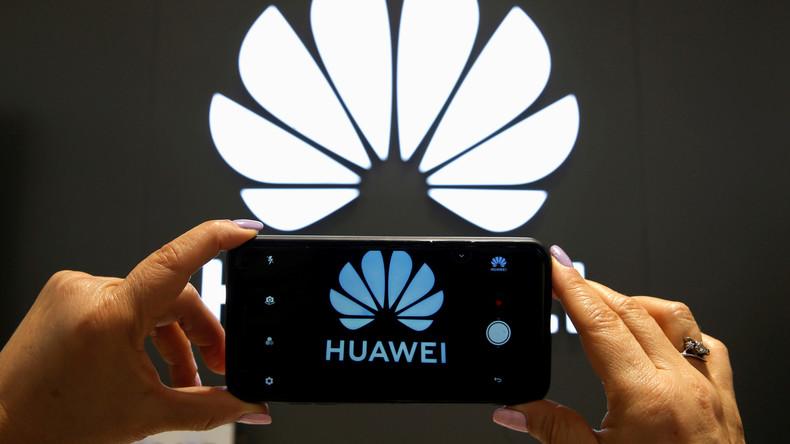 Huawei-Handys mit neuem Betriebssystem kommen voraussichtlich noch dieses Jahr auf den Markt