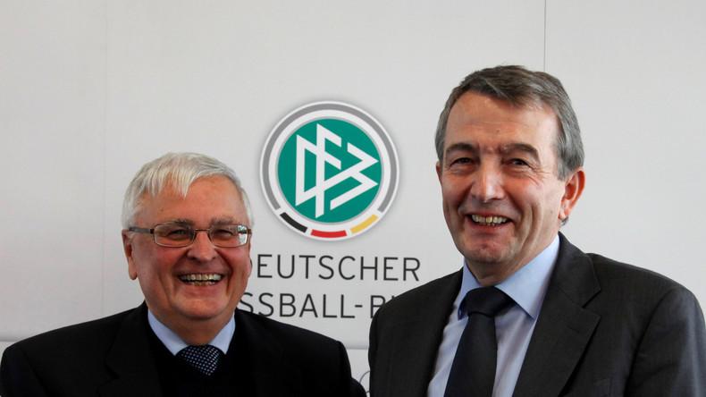 Skandal um Fußball-WM 2006: Schweizer Justiz klagt zwei Ex-DFB-Präsidenten an