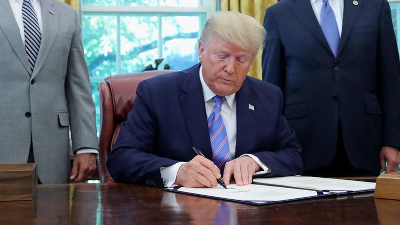 Donald Trump erhöht Druck auf Venezuela – Venezolanisches Regierungsvermögen in den USA eingefroren