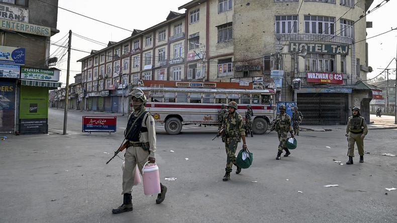 Pakistans Militär zur Kaschmirkrise: Stehen den Kaschmirern im gerechten Kampf gegen Indien bei