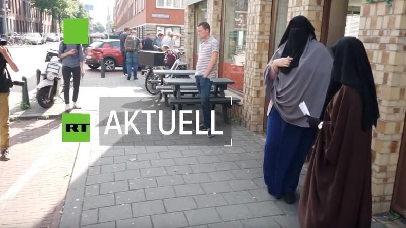 RT-Straßenumfrage in Berlin-Neukölln: Burka-Verbot auch in Deutschland?