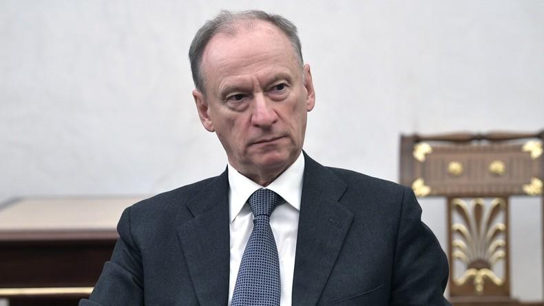 Russischer Sicherheitsrat: USA wollen mit Kündigung von INF-Vertrag ihre Übermacht sichern