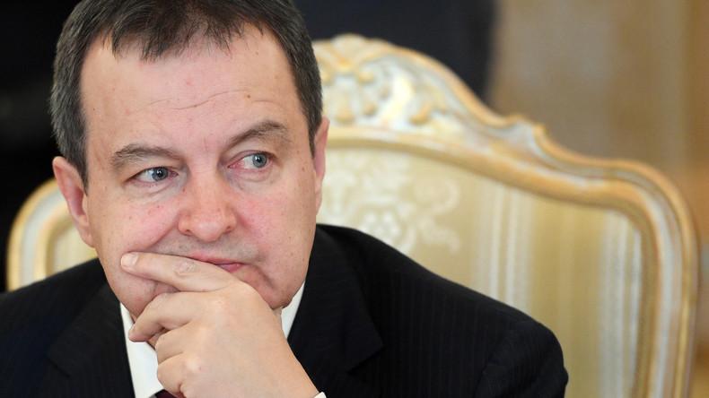 Laut Außenminister Serbiens sollten serbische Auswanderer in den USA 2020 Donald Trump wählen