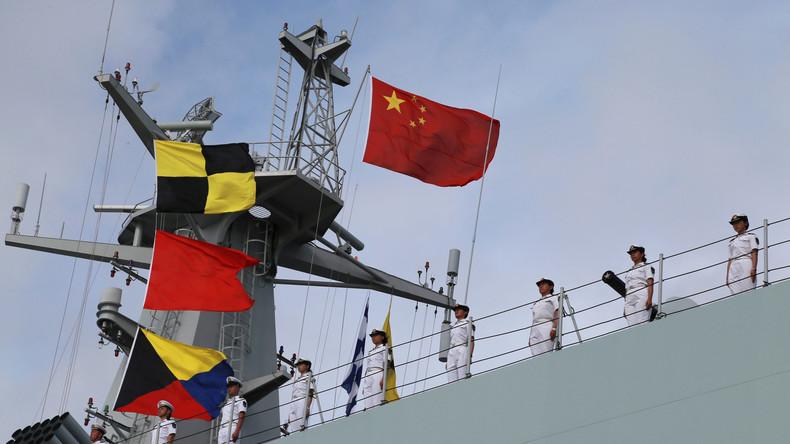 US-Mission im Persischen Golf: China plant Schutz eigener Schiffe vor möglicher US-Piraterie