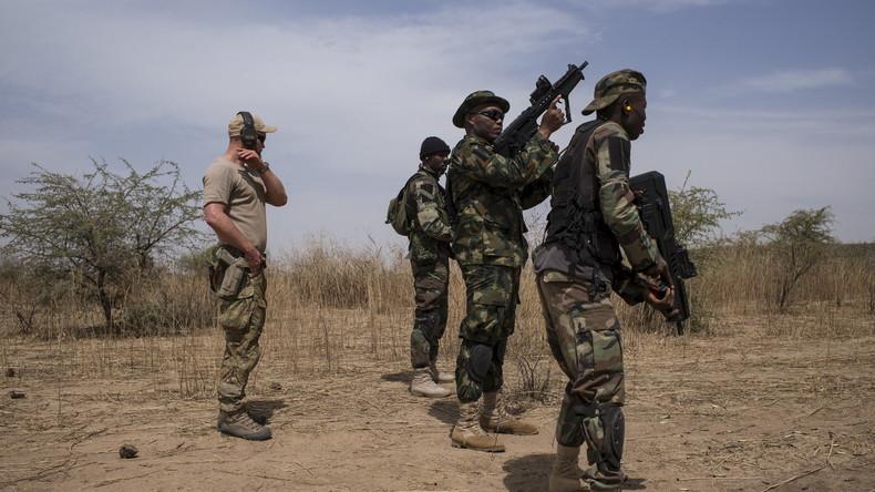 Historiker: Afrika wird zum wichtigsten Schlachtfeld im Kalten Krieg zwischen den USA und China