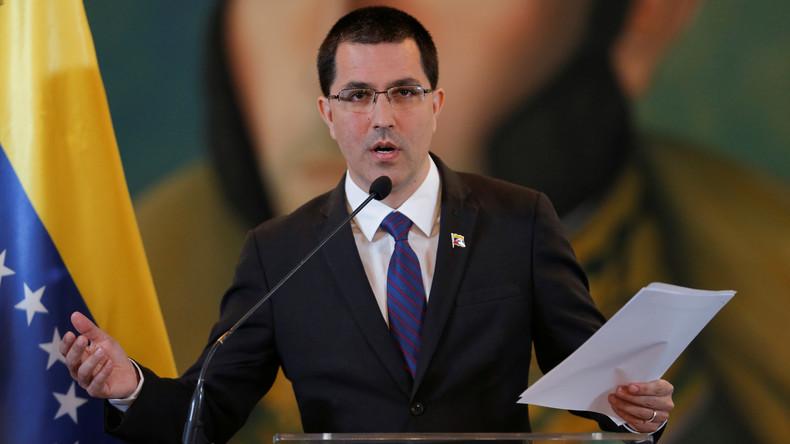 Venezolanische Regierung arbeitet an Möglichkeiten zur Umgehung neuer US-Sanktionen