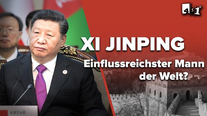 Xi Jinping - Einflussreichster Mann der Welt | 451 Grad