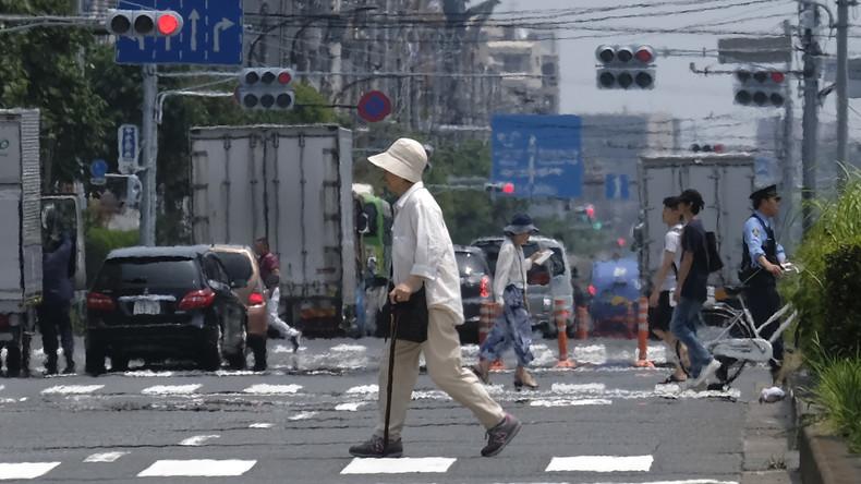 57 Tote und über 18.000 Hospitalisierte durch Hitzewelle in Japan